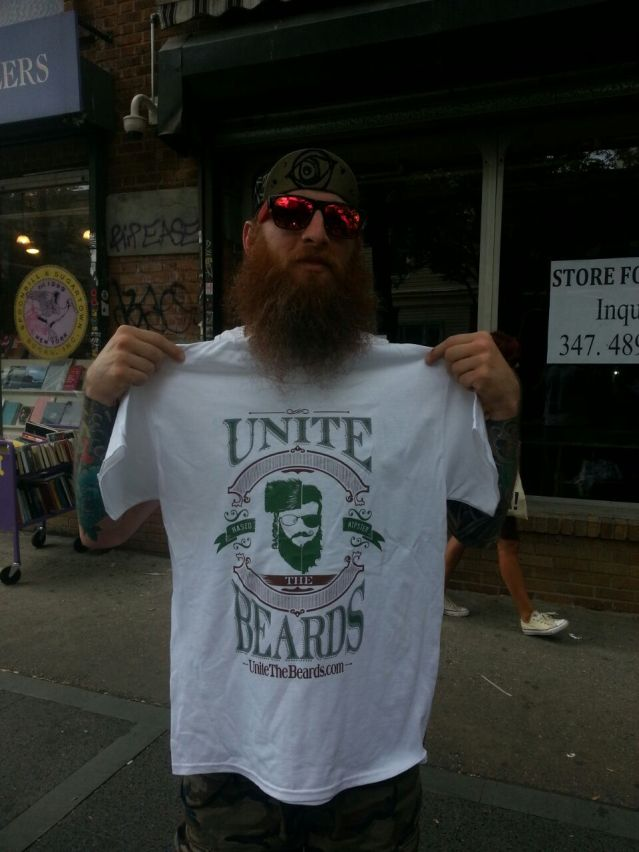 Unite The Beards 4